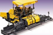 Jasa Import Asphalt Finisher